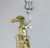Bill Lewington Alto Sax Eb Lyre LSL nickel plated