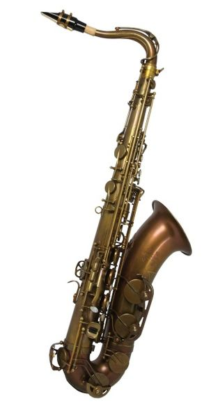 Trevor James Signature Custom RAW Tenor Saxophone