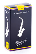 Vandoren Traditional Alto Saxophone Reeds (Box of 10)