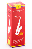 Vandoren Java Red Cut Tenor Saxophone Reeds (Box of 5)