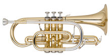 John Packer JP371SW Bb Cornet