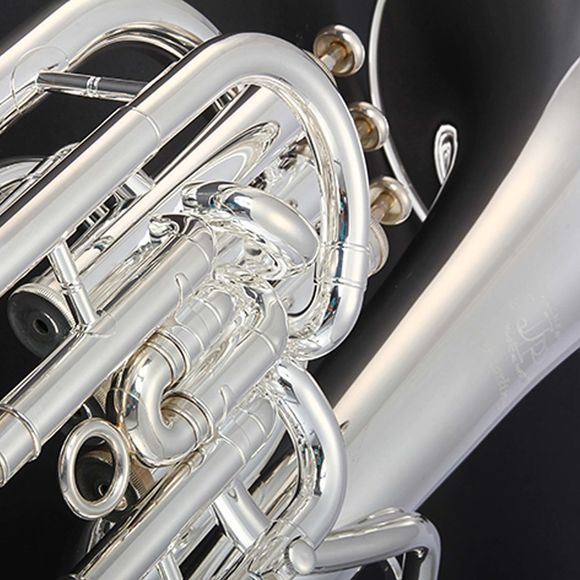 John Packer JP373 Sterling Baritone Horn