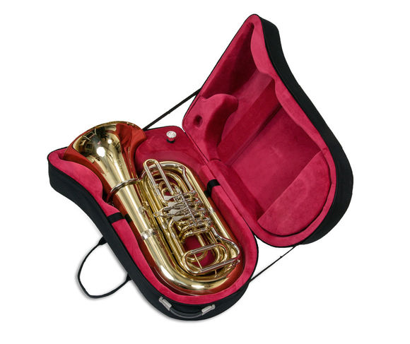 John Packer JP379B Sterling Bb Tuba