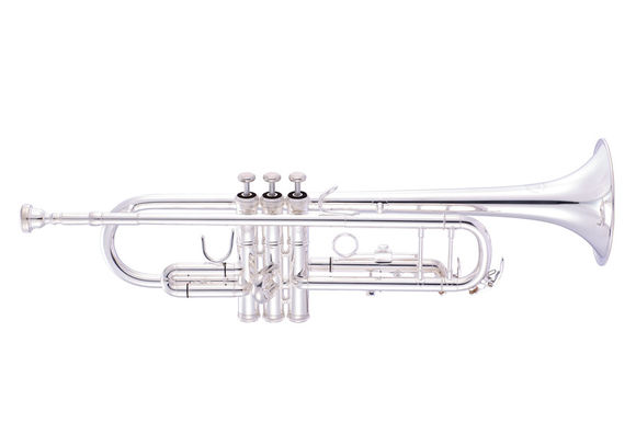 John Packer JP151S MKII Bb Trumpet Silverplate (EX DEMO A)