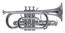 Smith-Watkins K2 Professional Bb Cornet