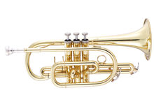 John Packer JP071 Bb Cornet Lacquer (EX DEMO A)