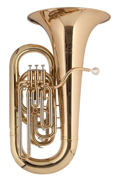 John Packer JP377 Sterling EEb Tuba Lacquer (EX DEMO A)