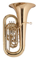 John Packer JP377 Sterling EEb Tuba Lacquer (EX DEMO B)