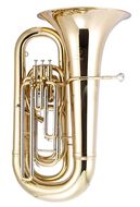 John Packer JP378 Sterling BBb Tuba (EX DEMO A)