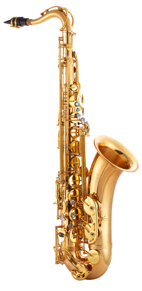 John Packer JP042G Bb Tenor Saxophone 'Gold Lacquer' (EX DEMO B)