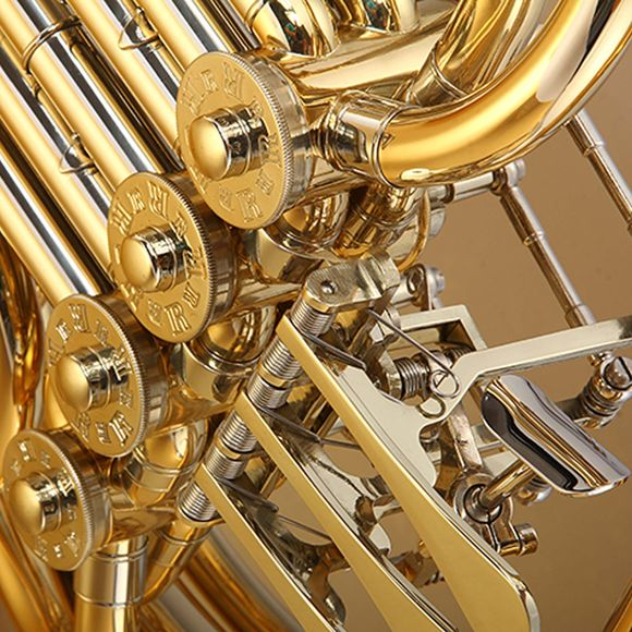 JP261 RATH Double French Horn Bb/F in Lacquer