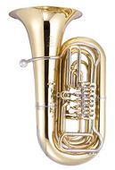 John Packer JP379B Sterling Bb Rotary Tuba (EX DEMO A)