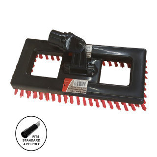 LTP Deck Brush Red