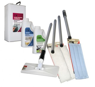 Care & Cleaning Kit for Travertine