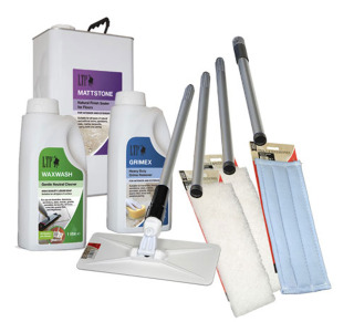 Care & Cleaning Kit for Flagstones
