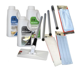Care & Cleaning Kit for Polished Porcelain