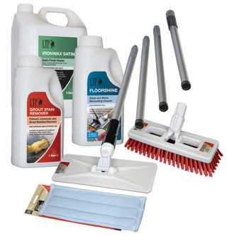 Care & Cleaning Kit for Slate