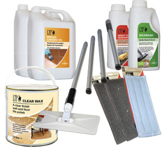 Care & Cleaning Kit for Terracotta
