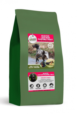 Working & Sporting GF Large Breed Traditional Turkey Bulk Buy
