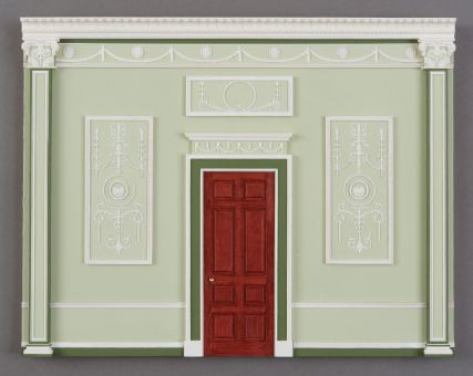 Wainscot - Resin
