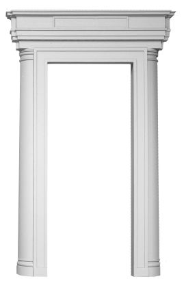 Door Surround - Resin