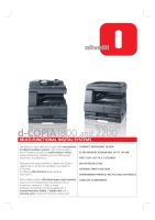 OLIVETTI D COPIA 2200MF DRIVER FOR WINDOWS 7