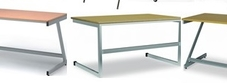 Z and Cantilever Classroom Tables