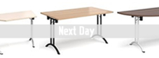 Next Day Atlantic  Folding Tables