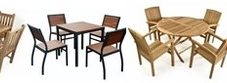 Outdoor Wooden Dining Sets