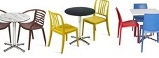 Outdoor Plastic Dining Sets