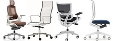Mesh Office Chairs Over £200.00