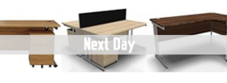 Next Day Cantilever Frame Desks