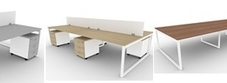 Coda Bench Desks