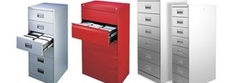 Media and Card Index Filing Cabinets