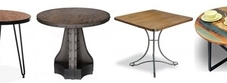 Industrial Urban Tables