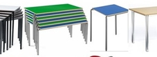 Rectangular/Square Classroom Tables