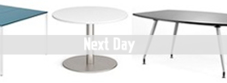 Next Day Deluxe Meeting Tables