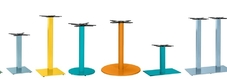 Coloured Table Bases