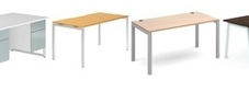 Single Bench Desks