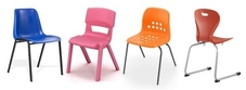 Classroom Plastic Chairs