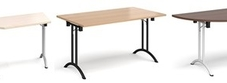 GM Curved Leg Folding Tables
