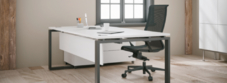 Meridian Bench Desks