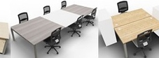 Bench System Office Desks