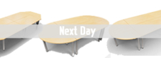 Next Day Advantage Meeting Table Bundles