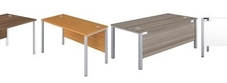 Zone Goalpost Bench Desks