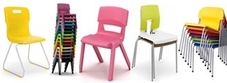 Poly Classroom Chairs