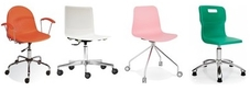 Poly Operator Office Chairs