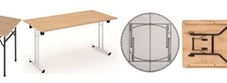 Value Folding Desks & Meeting Tables