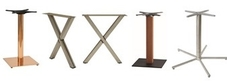 Designer Table Bases