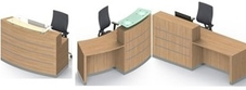 Eclypse Reception Desks